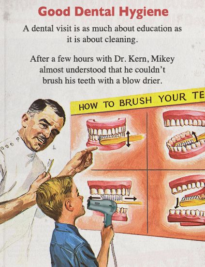 Dental Cleans